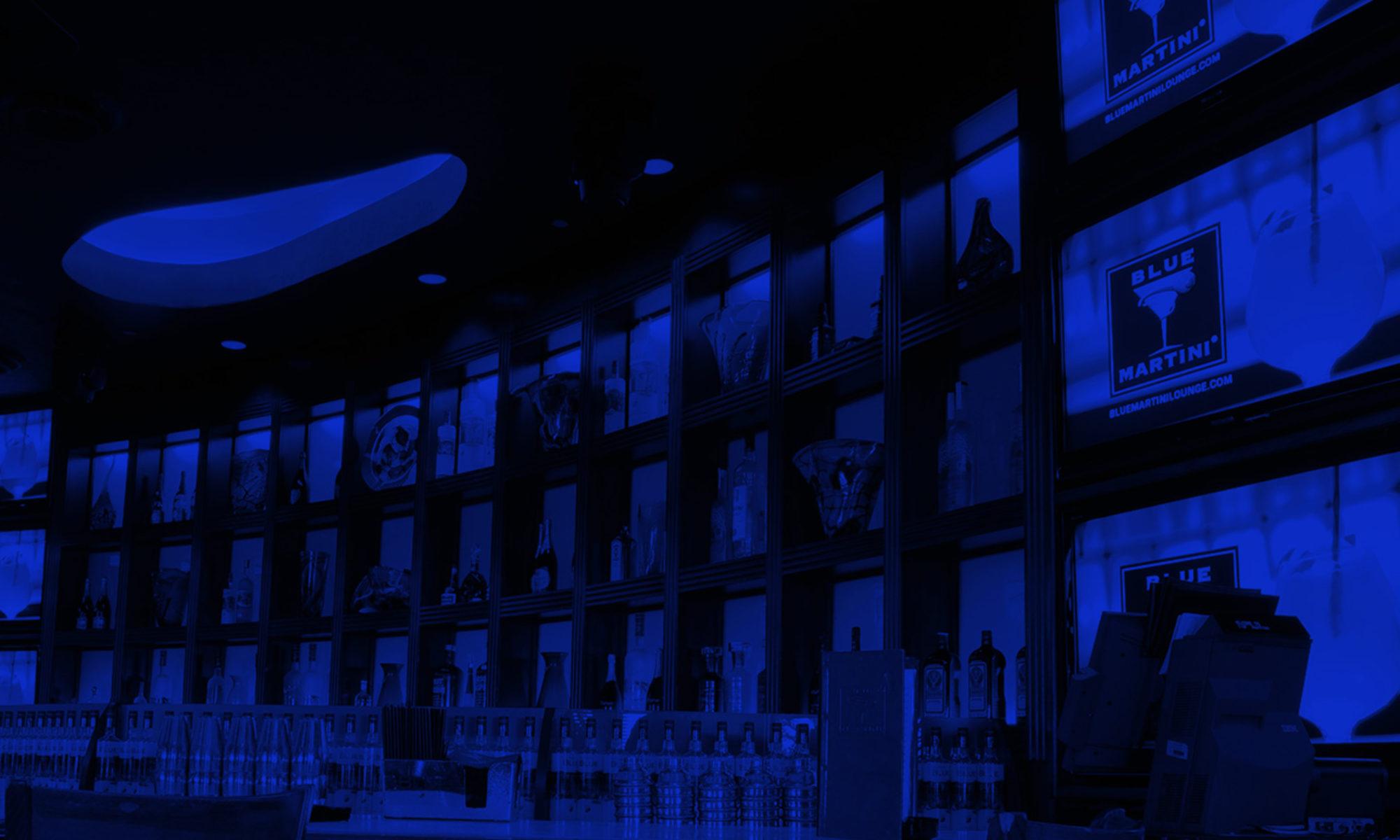Blue Martini Lounge